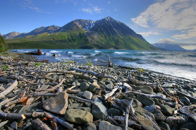 Kathleen Lake, Yukon.