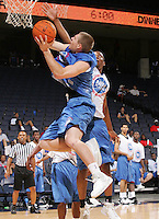 G/F Matt Gatens (Iowa City, IA / Iowa City) shoots the ball during the NBA Top 100 Camp held Friday June 22, 2007 at the John Paul Jones arena in Charlottesville, Va. (Photo/Andrew Shurtleff)