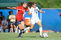 FIU Women's Soccer v. South Alabama (10/2/11)