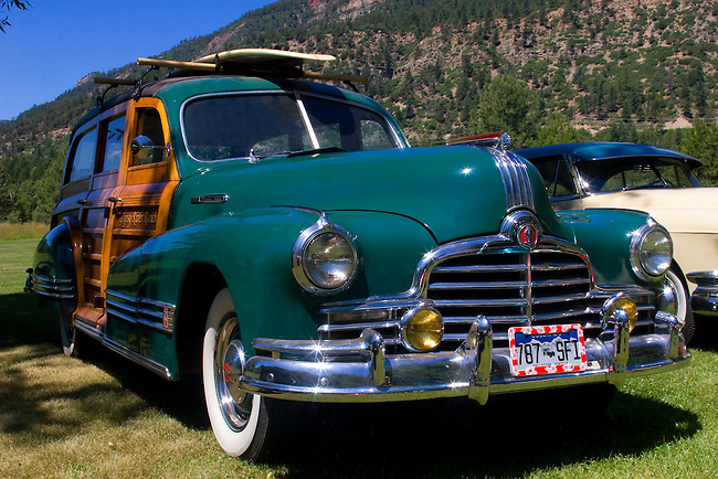 Classic Antique Automobile
