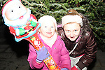 Emma  and Shannon Davis at the Lighting of the Christmas Lights, Drogheda...(Photo credit should read Jenny Matthews www.newsfile.ie)....This Picture has been sent you under the conditions enclosed by:.Newsfile Ltd..The Studio,.Millmount Abbey,.Drogheda,.Co Meath..Ireland..Tel: +353(0)41-9871240.Fax: +353(0)41-9871260.GSM: +353(0)86-2500958.email: pictures@newsfile.ie.www.newsfile.ie.