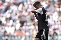 Paulo Dybala of Juventus reacts <br /> Torino 28/09/2019 Allianz Stadium <br /> Football Serie A 2019/2020 <br /> Juventus FC - SPAL <br /> Photo OnePlusNine / Insidefoto