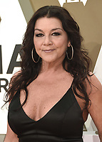 NASHVILLE, TN - NOVEMBER 13:  Gretchen Wilson at the 53rd Annual CMA Awards at the Bridgestone Arena on November 13, 2019 in Nashville, Tennessee. (Photo by Scott Kirkland/PictureGroup)