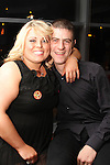 Sonya Clarke with her boyfriend Colin Reynolds at her birthday in Bru...Picture Jenny Matthews/Newsfile.ie