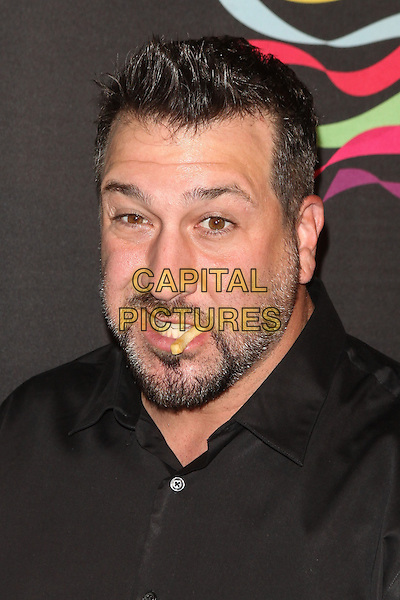 NEW YORK, NY -  JUNE 5: Joey Fatone attends the Play Ole Ole Game for the 2014 FIFA World Cup Brazil event at Pillars 38 on June 5, 2014 in New York City.<br />  CAP/MPI/COR<br /> &copy;Corredor99/ MediaPunch/Capital Pictures