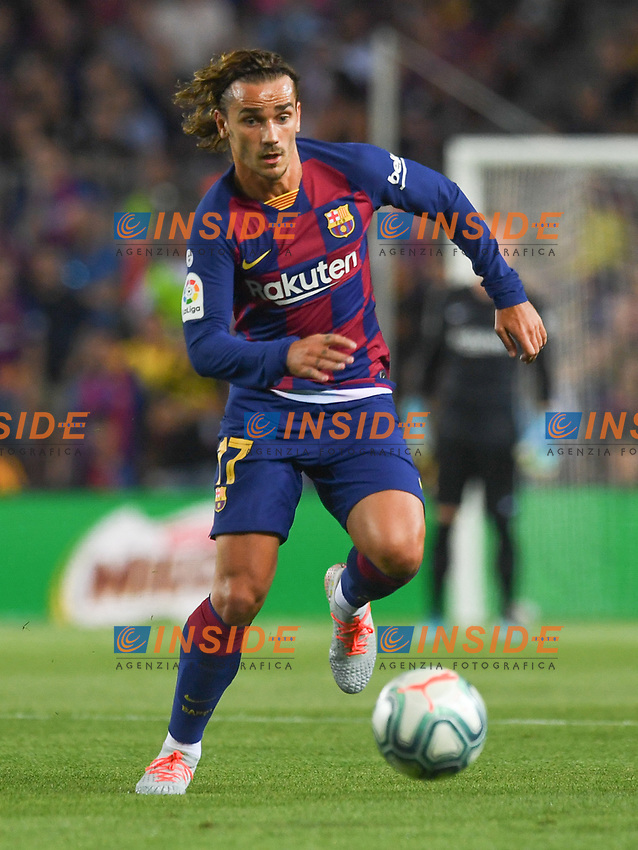 FOOTBALL: FC Barcelone vs Real Betis - La Liga-25/08/2019<br /> Antoine Griezmann (FCB) <br /> <br />  <br /> 25/08/2019 <br /> Barcelona - Real Betis  <br /> Calcio La Liga 2019/2020  <br /> Photo Paco Largo/Panoramic/insidefoto