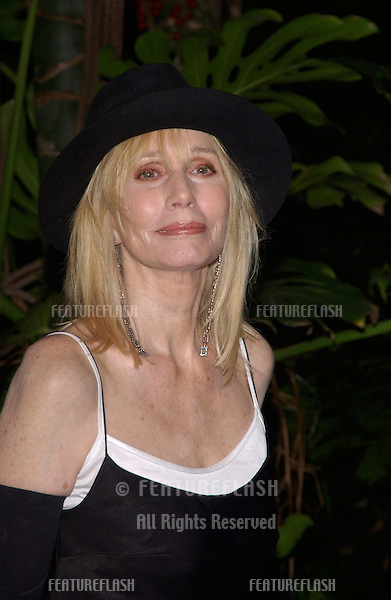 Feb 12, 2005; Beverly Hills, CA: Actress SALLY KELLERMAN at record mogul Clive Davis' Annual pre-Grammy party at the Beverly Hills Hotel.