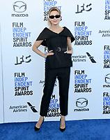 08 February 2020 - Santa Monica - Renee Zellweger. 2020 Film Independent Spirit Awards - Arrivals held at Santa Monica Pier. Photo Credit: Birdie Thompson/AdMedia