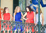 Distinguished Young Women Show photos around Mobile, AL, 2017