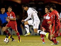 USA U17 vs Turkey U17 at the Nike International Friendlies. Reach 11 Sports Complex in Phoenix, Arizona, Sunday, December 5, 2010. Turkey won 2-0.