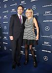 12.11.2014, Hyatt, Berlin, GER, Berlin, Laureus, Medien Preis 2014, im Bild Christa Kinshofer<br /> <br />               <br /> Foto &copy; nordphoto /  Engler