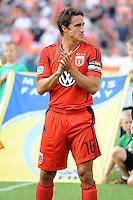 D.C. United forward  josh Wolff (16) File photo RFK stadium 2011 season.