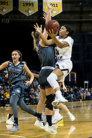 2019 MSU LadyBobcats vs UCDavies LadyMustangs (Basketball)