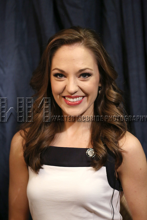 'In The Spotlight' at the 2013 Tony Awards Meet The Nominees Junket  at the Millennium Broadway Hotel in New York on 5/1/2013...