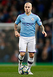 Angelino of Manchester City during the UEFA Champions League match against Shakhtar Donetsk at the Etihad Stadium, Manchester. Picture date: 26th November 2019. Picture credit should read: Darren Staples/Sportimage