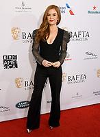 04 January 2020 - Beverly Hills, California - Isla Fisher. The 2020 BAFTA Los Angeles Tea Party held at Four Seasons Los Angeles . Photo Credit: Birdie Thompson/AdMedia