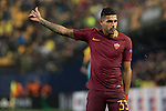 Emerson of AS Roma during the match Villarreal CF vs AS Roma during their UEFA Europa League 2016-17 Round of 32 match at the Estadio de la Cerámica on 16 February 2017 in Villarreal, Spain. Photo by Maria Jose Segovia Carmona / Power Sport Images