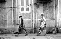 11.2003  Calcutta (West Bengal)<br /> <br /> Muslim sadhus.<br /> <br /> Sadhus musulman.