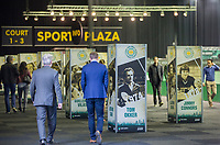 Rotterdam, Netherlands, 12 Februari, 2018, Ahoy, Tennis, ABNAMROWTT, Sport Plaza<br /> Photo:tennisimages.com
