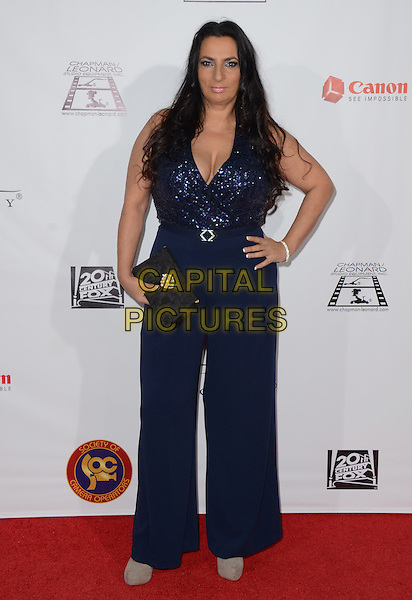 06 February  - Los Angeles, Ca - Alice Amter. Arrivals for the Society of Camera Operators Lifetime Achievement Awards held at Paramount Theater at Paramount Studios.  <br /> CAP/ADM/BT<br /> &copy;BT/ADM/Capital Pictures