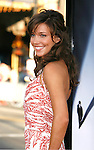 """Actress Katie Cassidy arrives at the The World Premiere of """"The X-Files: I Want To Believe"""" at Mann's Grauman Chinese Theatre on July 23, 2008 in Hollywood, California."""