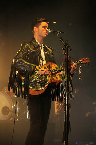 LONDON, ENGLAND - NOVEMBER 1: JJ Julius Son of 'Kaleo' performing at Camden Roundhouse on November 01, 2017 in London, England.<br /> CAP/MAR<br /> &copy;MAR/Capital Pictures