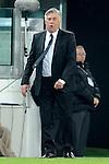 IM Torino 05-11-2013 Juventus Stadium<br /> Champions League 2013/2014<br /> Juventus Vs Real Madrid<br /> nella foto Ancellotti Carlo<br /> foto Marco Iorio