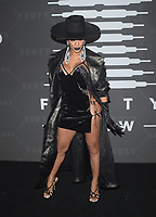 BROOKLYN, NY - SEPTEMBER 10: Saweetie at Rihanna's second annual Savage X Fenty Show at Barclay's Center in Brooklyn, New York City on September 10, 2019. Credit: John Palmer/MediaPunch
