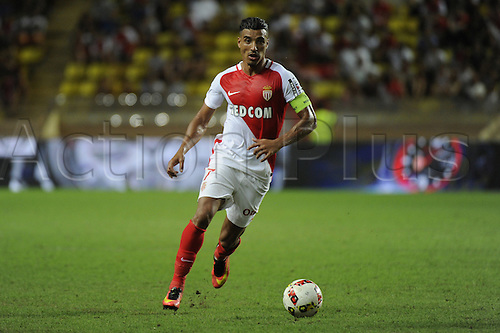 03.08.2016. Monaco, France. UEFA Champions league qualifying round, AS Monaco versus Fenerbahce.  Nabil Dirar (mon)