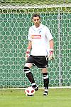 Leogang &Ouml;sterreich 28.07.2010, 1.Fu&szlig;ball Bundesliga Testspiel, TSG 1899 Hoffenheim - Antalyaspor, Hoffenheims Daniel Haas am Ball<br /> <br /> Foto &copy; Rhein-Neckar-Picture *** Foto ist honorarpflichtig! *** Auf Anfrage in h&ouml;herer Qualit&auml;t/Aufl&ouml;sung. Belegexemplar erbeten. Ver&ouml;ffentlichung ausschliesslich f&uuml;r journalistisch-publizistische Zwecke.