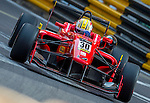 Dan Wells races the Formula 3 Macau Grand Prix during the 61st Macau Grand Prix on November 15, 2014 at Macau street circuit in Macau, China. Photo by Aitor Alcalde / Power Sport Images