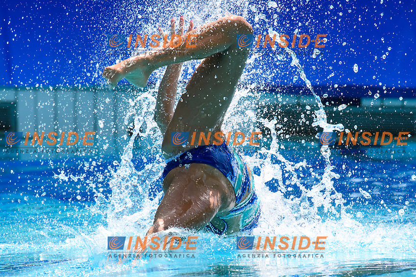ESP - Spain CARBONELL Ona MENGUAL Gemma<br /> Duets Technical Routine <br /> Rio de Janeiro 15-08-2016 Maria Lenka Aquatics Center  <br /> Synchronised Swimming <br /> Nuoto Sincronizzato <br /> Foto Andrea Staccioli / Deepbluemedia /Insidefoto