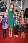 "HOLLYWOOD, CA. - November 09: Lori Loughlin and children arrive at the ""Old Dogs"" Premiere at the El Capitan Theatre on November 9, 2009 in Hollywood, California."