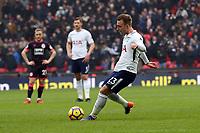 Christian Eriksen of Tottenham Hotspur during Tottenham Hotspur vs Huddersfield Town, Premier League Football at Wembley Stadium on 3rd March 2018