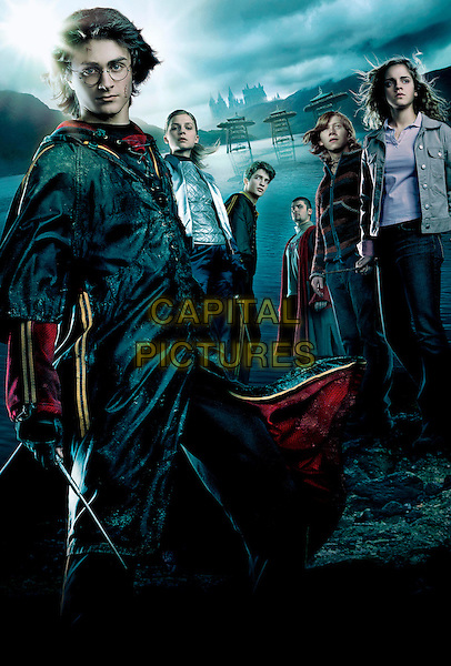 KEY ART.in Harry Potter & The Goblet Of Fire.Filmstill - Editorial Use Only.CAP/AWFF.www.capitalpictures.com.sales@capitalpictures.com.Supplied By Capital Pictures.