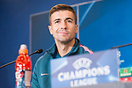 Atletico de Madrid Gabi Fernández during press conference day before UEFA Champions League match between FK Qarabag and Atletico de Madrid at Wanda Metropolitano in Madrid, Spain. October 30, 2017. (ALTERPHOTOS/Borja B.Hojas)