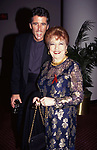 Christopher Lawford and Eileen Hurley attends the 22nd Annual Daytime Emmy Awards on May 19, 1995 at the Marriott Marquis in New York City.