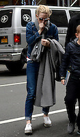 www.acepixs.com<br /> January 21, 2017 New York City<br /> <br /> Cate Blanchett seen arriving to a performance of 'The Present' on Broadway on January 21, 2017 in New York City.<br /> <br /> Credit: Kristin Callahan/ACE Pictures<br /> <br /> <br /> Tel: 646 769 0430<br /> e-mail: info@acepixs.com