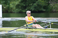 Race: 104  MasF.1x  Semi-Final<br /> 144  Riverfront Recapture, USA (Pape)<br /> 147  Norwich Rowing Club (Scott)<br /> <br /> <br /> Henley Masters Regatta 2018 - Friday<br /> <br /> To purchase this photo, or to see pricing information for Prints and Downloads, click the blue 'Add to Cart' button at the top-right of the page.