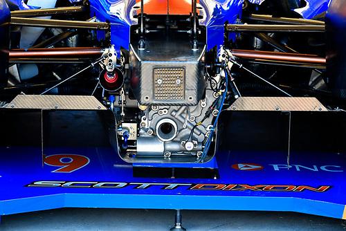 2018 Verizon IndyCar Series Phoenix testing<br /> Phoenix Raceway, Avondale, Arizona, USA<br /> Thursday 8 February 2018<br /> Scott Dixon, Chip Ganassi Racing Honda <br /> World Copyright: Scott R LePage/LAT Images<br /> ref: Digital Image _SRL2959