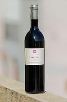 Mas Amiel Carerades 2002, Appellation Controlee Cotes de Roussillon Villages (Grenache Noir, Syrah, Mourvèdre, Carignan), Languedoc-Roussillon, France