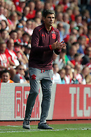 Southampton manager Mauricio Pellegrino during the Premier League match between Southampton and Swansea City at the St Mary's Stadium, Southampton, England, UK. Saturday 12 August 2017