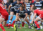 Chris Cuister of Sale Sharks - European Rugby Champions Cup - Sale Sharks vs Munster -  AJ Bell Stadium - Salford- England - 18th October 2014  - Picture Simon Bellis/Sportimage
