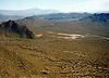 erial image of Pheonix Arizona Resorts and Mountain Ranges