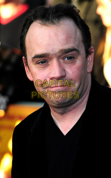 TODD CARTY .Attending the World premiere gala screening of 'The Infidel' held at the Hammersmith Apollo, London, England, UK, April 8th, 2010..arrivals portrait headshot black .CAP/CJ.©Chris Joseph/Capital Pictures.