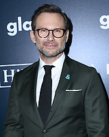 www.acepixs.com<br /> <br /> May 6, 2017 New York City<br /> <br /> Christian Slater arriving at the GLAAD Media Awards on May 6, 2017 in New York City.<br /> <br /> By Line: Nancy Rivera/ACE Pictures<br /> <br /> <br /> ACE Pictures Inc<br /> Tel: 6467670430<br /> Email: info@acepixs.com<br /> www.acepixs.com