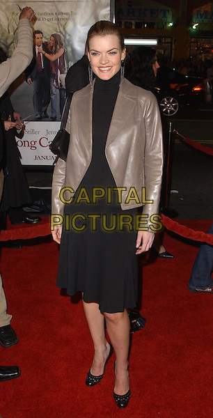 MISSI PYLE.Universal Pictures World Premiere of Along Came Polly held at the Grauman's Chinese Theater .*UK Sales Only*.12 January 2004.full length, full-length, little black dress, shoes.www.capitalpictures.com.sales@capitalpictures.com.©Capital Pictures.
