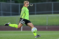Piscataway, NJ - Saturday July 23, 2016: Caroline Casey during a regular season National Women's Soccer League (NWSL) match between Sky Blue FC and the Washington Spirit at Yurcak Field.
