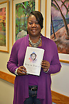 MIAMI, FL - FEBRUARY 06: Sybrina Fulton backstage during the signing of their book 'Rest In Power: The Enduring Life Of Trayvon Martin' at Miami Dade College on February 6, 2017 in Miami, Florida. ( Photo by Johnny Louis / jlnphotography.com )