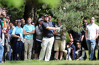 Shane Lowry - PGA European Tour Golf at Wentworth, Surrey 25/05/14 - MANDATORY CREDIT: Rob Newell/TGSPHOTO - Self billing applies where appropriate - 0845 094 6026 - contact@tgsphoto.co.uk - NO UNPAID USE
